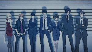 Psycho-Pass by FritzVon