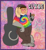 Jungle Jammers- Clyde by IsabellaPrice