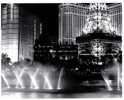 Fountains by Paris-Las Vegas by forevermore27