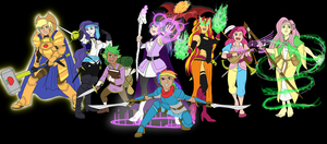 Effects - MLP Fantasy Heroes by Mono-Phos