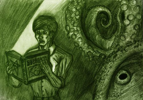 Call of Cthulhu by zodd88