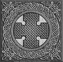 Celtic Cross by foxvox
