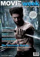 MOVIEweek Magazine Cover by FirstLine1