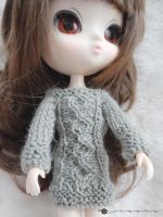 Cable sweater for Yeolume by kivrin82