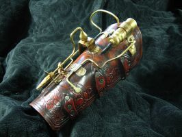 Lovecrafts Excalibur Bracer1 by Skinz-N-Hydez