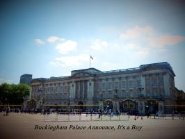 Future King's name, Prince George Alexander Louis by BrightStar2