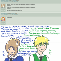 Ask 1p! FrUK 22: What They Like About Each Other by Ask-2pFrUK