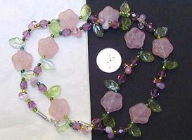 Konohana vine necklace by wombat1138