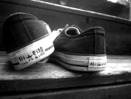 Converse All Star by musicismylife2010
