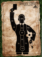 106. Referee Target by J1897