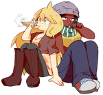 let's just take a break by MisterCakerz