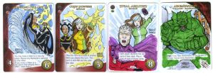 Marvel 3D 37-40 aproved cards by mdavidct