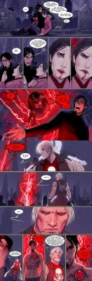 death vigil page 17 and 18 by nebezial