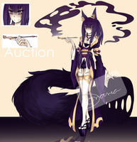 Sorceress [AUCTION - CLOSED] by Soranea