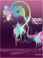 Raaawr Music by IsabellaxParadise