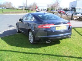 Jaguar XF 3 by JordanB1