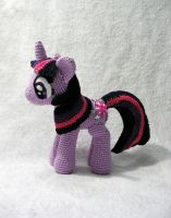Twilight Sparkle Amigurumi by LeFay00