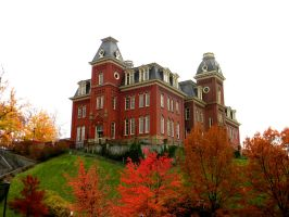 West Virginia Manor by Steppenwulfe