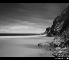 Tomahawk beach by shadowfoxcreative