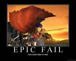 Marth and Ike - EPIC FAIL by RayFloret