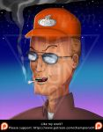 King of the hill - Dale Gribble by Championx91