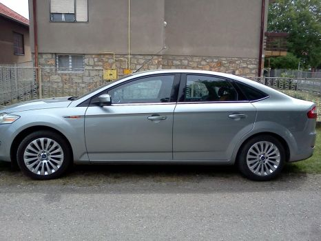 Ford Mondeo 2 by kanodoom