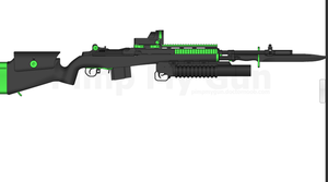 M14 heavy by hardcase1