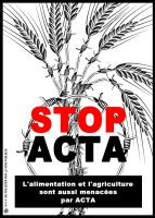 Anti Acta Protest in Marseille by Kiwi-Mystere