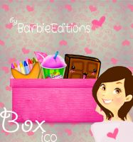 box ico y png by BarbieEditionsYT