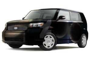 planet scion xb by fullmetalschoettle