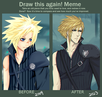 Meme: Before and After by TokiNamida