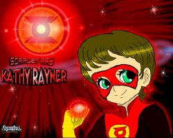 Scarlet Ray Fusion Fall style by KiteBoy1