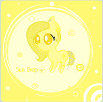 Sun Drop by A-LonelyDove