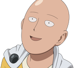 One Punch Man Vector by KuyaMark96