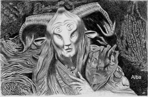 Pan's Labyrinth by lamorghana
