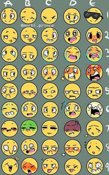 Crossovers - Emojis Characters by 4br1l
