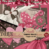 CT- TORN AFFECTION FREEBIE by candyass112