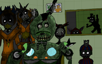 Five Nights at Transformers Galaxy 3 by MrENygma100