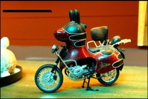 Rody Motorbike by Scout-leader