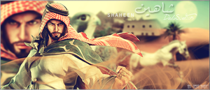 Shaheen..Signature.. by DadoOoSweeT