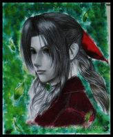 Aerith Gainsborough by xXExenoratedXx