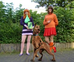 Scooby Dooby Doo by Gummibaerchen14