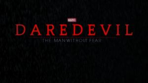 Marvel's Daredevil The Man Without Fear Logo 2015 by TheDarkRinnegan