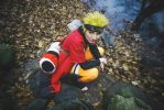 Naruto Uzumaki Sage Mode Cosplay by a4th