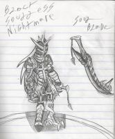 BOTS Concept: Soulless Nightmare by 26LordPain