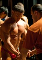 Bodybuilding Competitions 01 by vishstudio