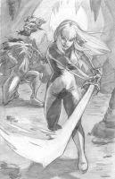 Magik Pencils by lilwassu