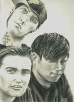 BLINK182 by cheetor182