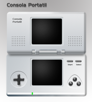 Consola Portatil by seifito