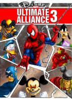 Marvel Ultimate Alliance 3??? by Nelsonious